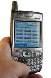 Treo 700p Review