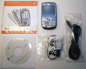 Treo 680 unboxed