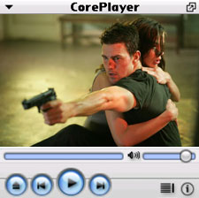 CorePlayer for Palm OS