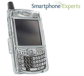 Smartphone Experts Crystal Clear Treo Case