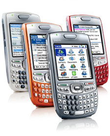 Treo 680 in colors