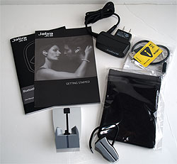Jabra JX 10 Package Contents
