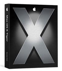 Macintosh Tiger 10.4