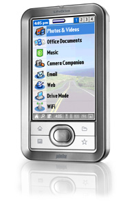 PalmOne LifeDrive Mobile Manager