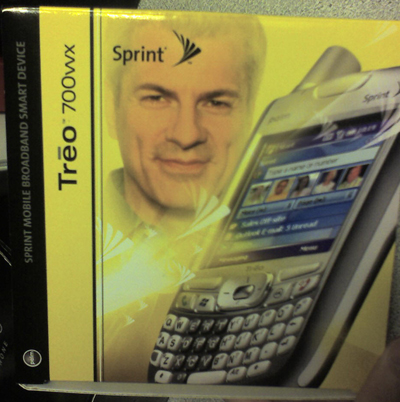 Sprint Treo 700wx