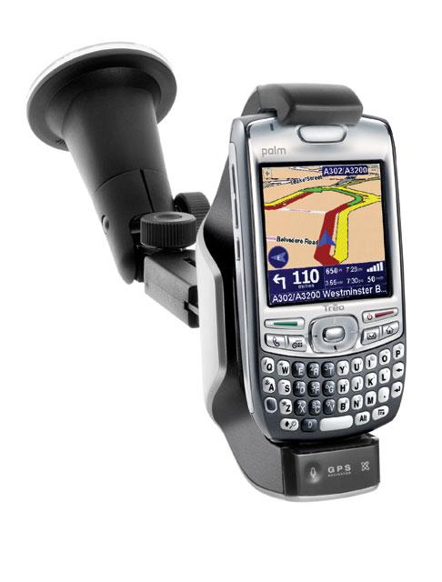 Treo 680 and Treo 750 GPS Navigator