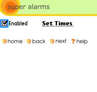 Central Super Alarms