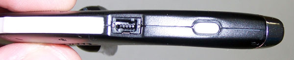 Jabra Bluetooth Headset upclose