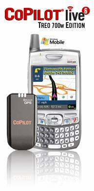 CoPilot Live 6 700w edition