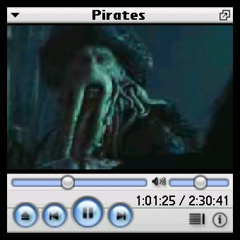 Pirates of the Caribbean on CorePlayer
