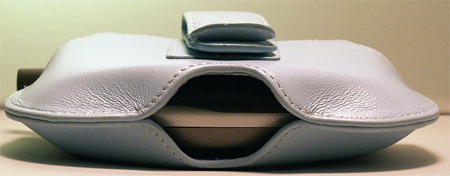 Treo pouch case bottom