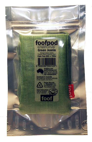 FoofPod packaging