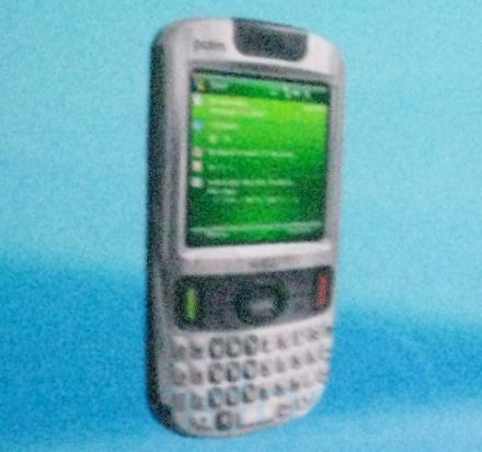 Palm Treo 800w Drucker