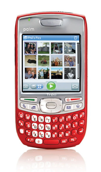 Crimson Treo 680