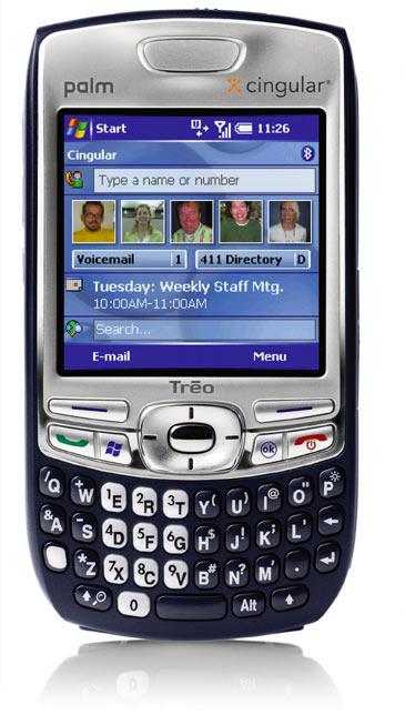 Cingular AT&T Treo 750