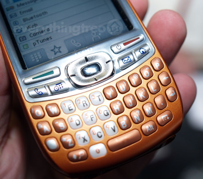 Copper Treo 680