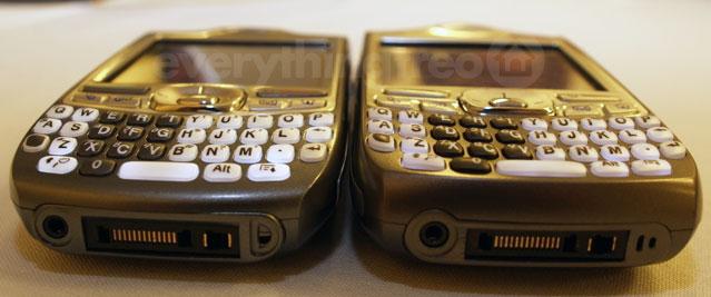 Compare Treo 680 and Treo 700p
