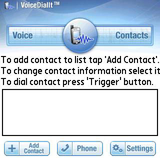 Voice Dial for Treo