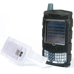 Speck ToughSkin for Treo 650 Case