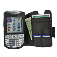 Flip Lid cases for Palm Treo 750