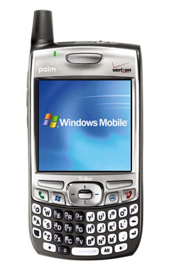 Treo 700 Windows Mobile