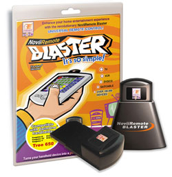 Novii Remote Blaster for Treo 650