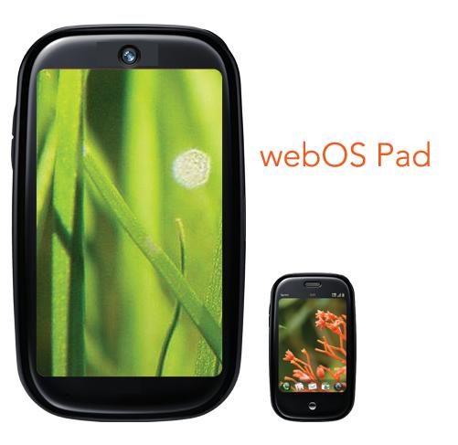 webos-pad