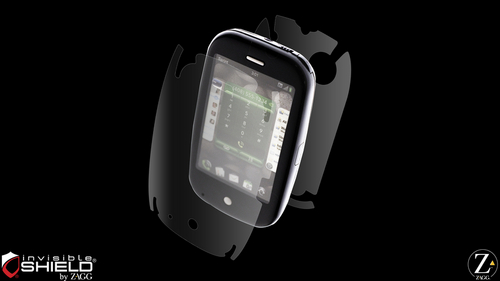 Zagg Invisible Shield for Palm Pre