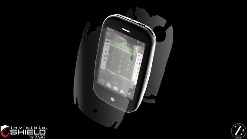 Zagg Invisible Shield for Palm Pre