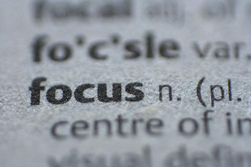 focus on webOS