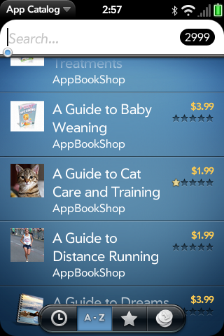 App Catalog Spam