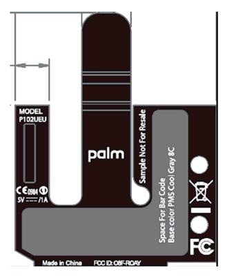 Palm P102EUE Pre 2