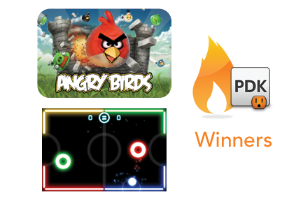 PDK Hot Apps WInners