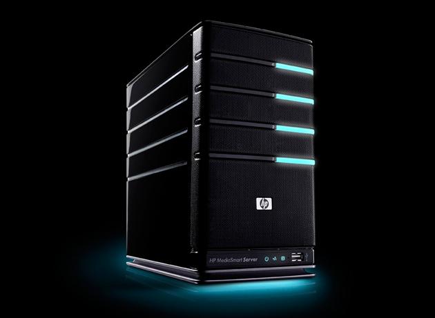 MediaSmart server
