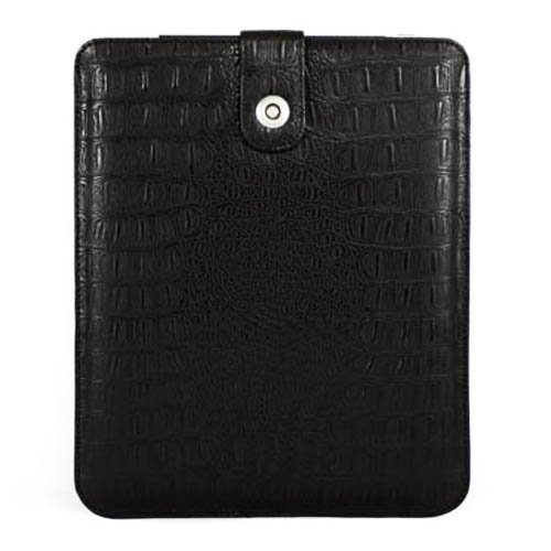 Leather case for HP TouchPad