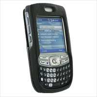 Treo 755p leather hard case